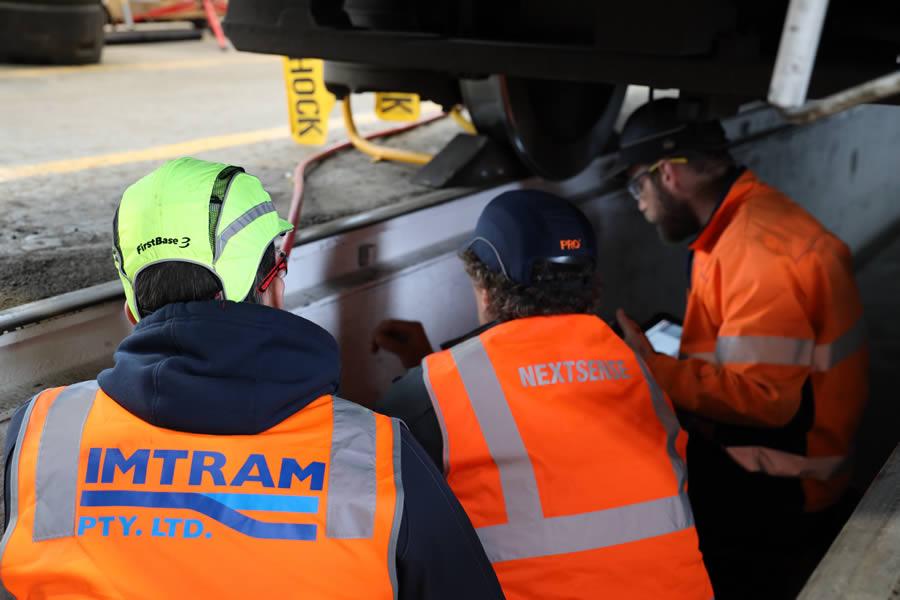 KiwiRail Trainers and Operators