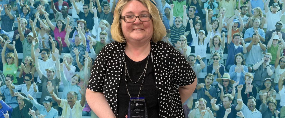 Joan Kirner Award Winner