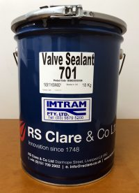 RS Clare 701 Valve Sealant